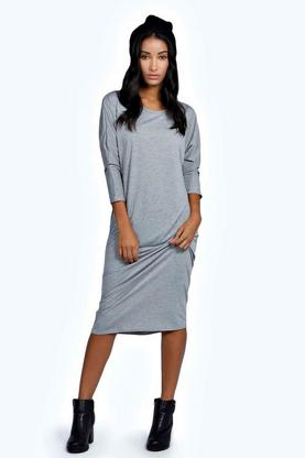Kate Column Midi Dress