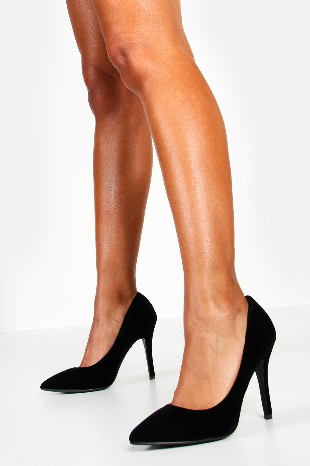 Mia Pointed Court Heels