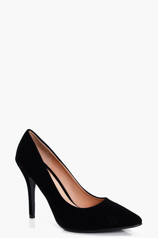Olia Pointed Court Heels