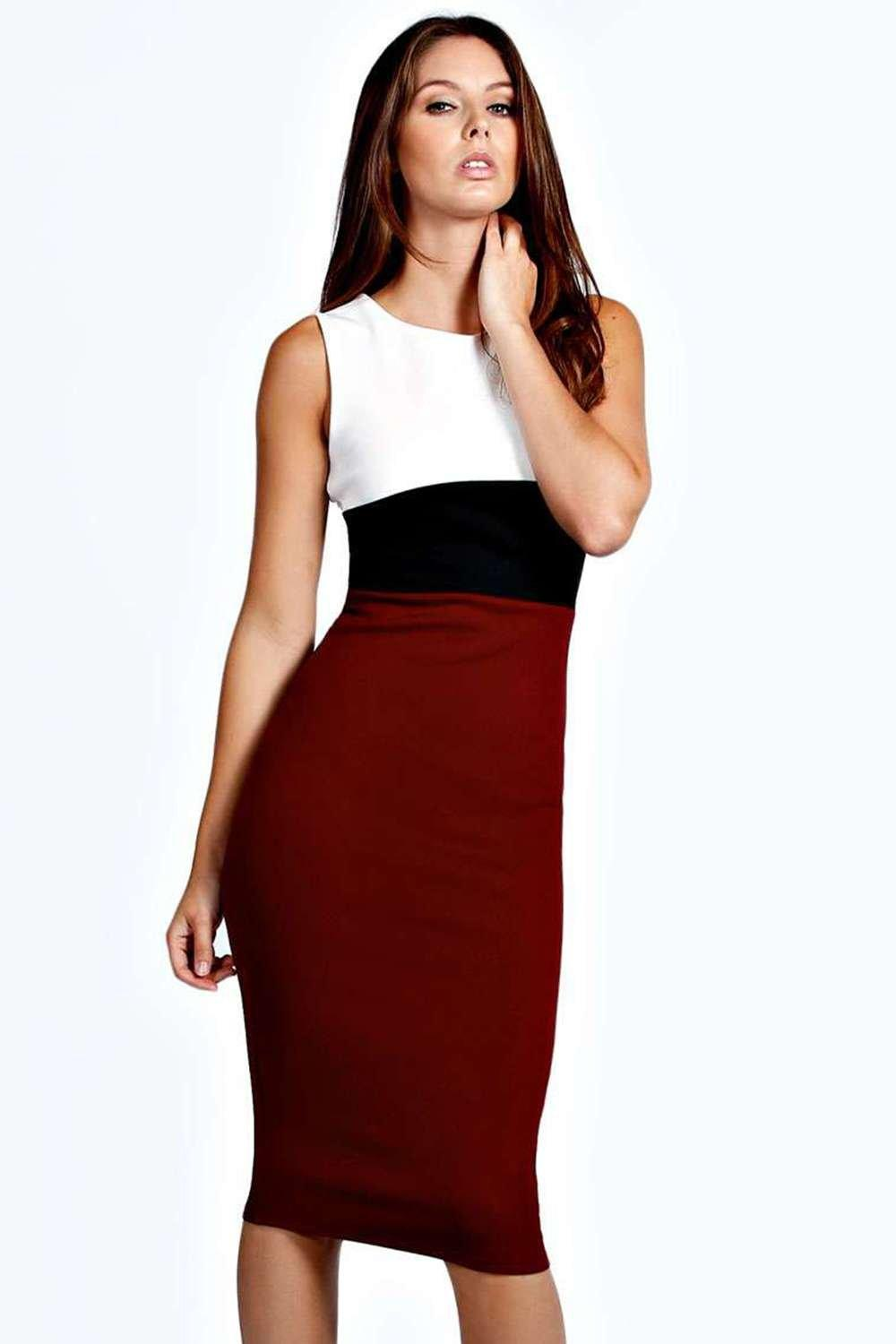 Sammie Bodycon Midi Dress