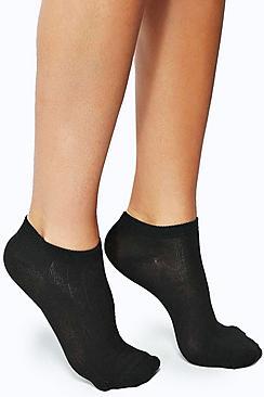 3 Confezione con calze da ginnastica