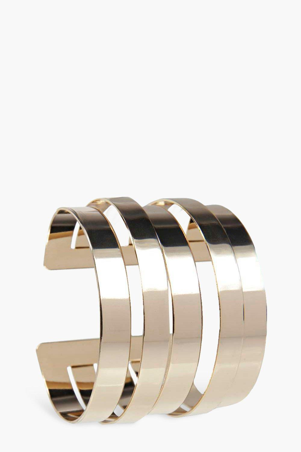 Lizzie Panelled Arm cuff