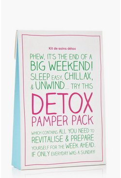 Detox Pamper Pack