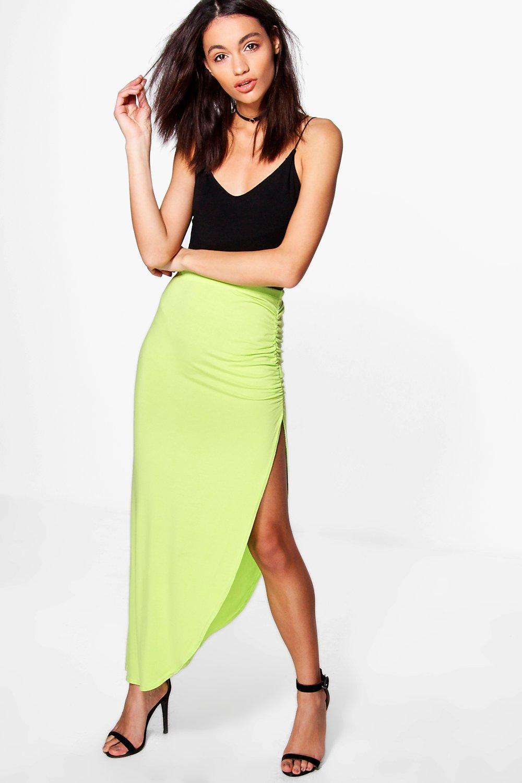 Long Maxi Skirts | Black Maxi Skirt, Maxi Skirt Outfits | Tobi