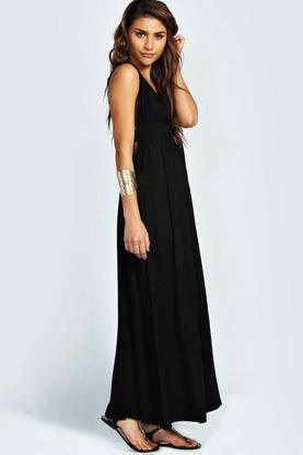 Tamzin Cut Out Maxi Dress