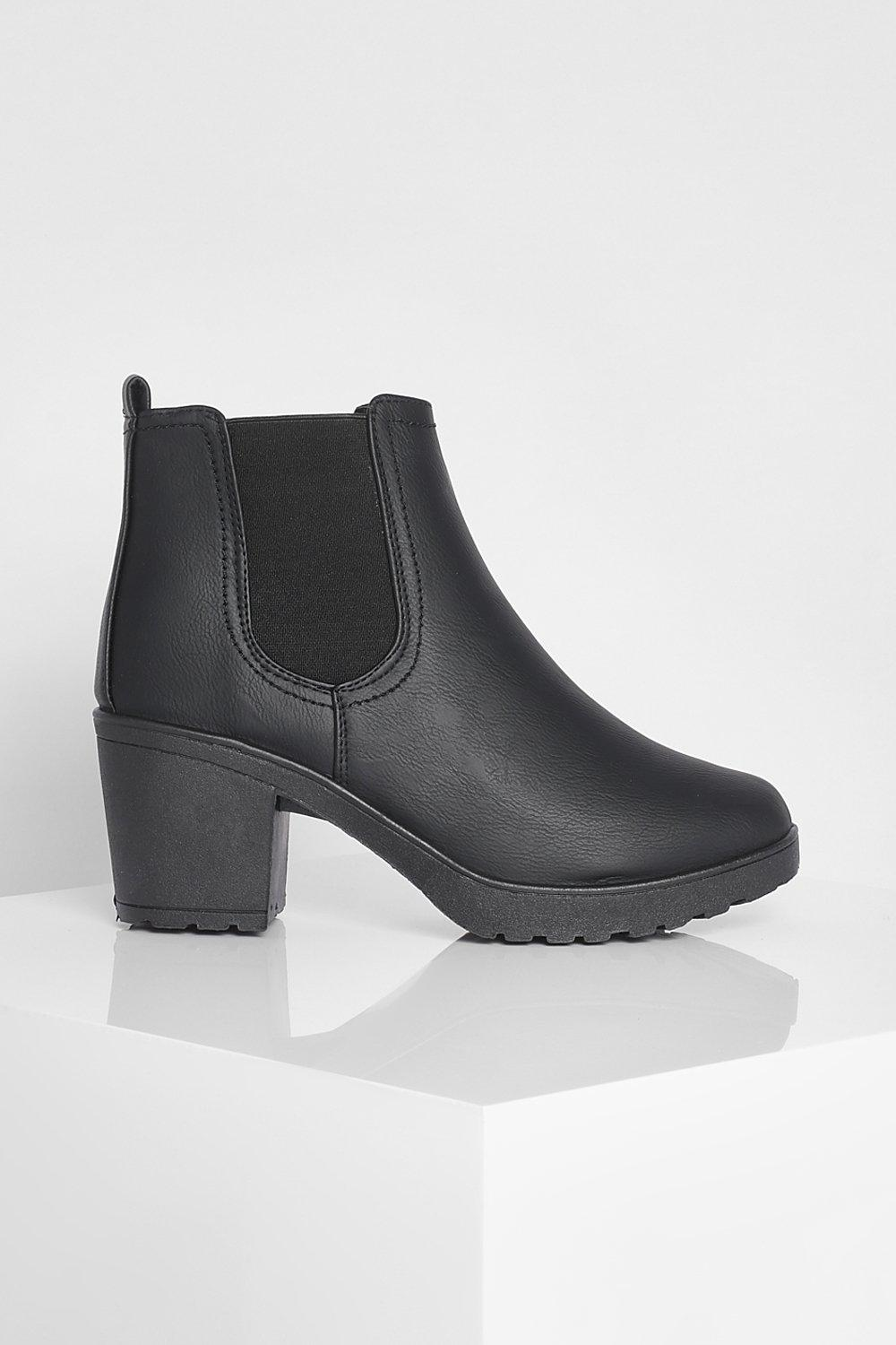 Chunky Heel Chelsea Boots Sale: Save Up to 75% Off! Shop exploreblogirvd.gq's huge selection of Chunky Heel Chelsea Boots - Over 30 styles available. FREE Shipping & .