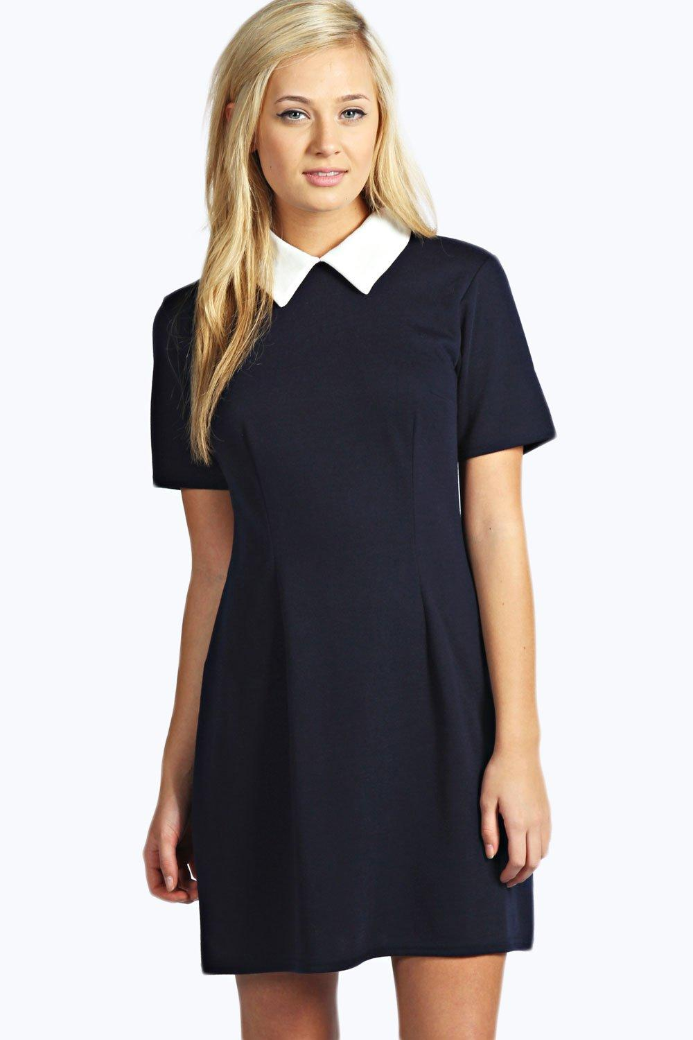 Collar Dresses: Find your perfect dress featuring tons of styles and fashions from gusajigadexe.cf Your Online Women's Clothing Store! Get 5% in rewards with Club O!