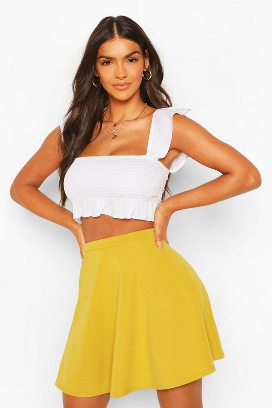 Roseanna Colour Pop Skater Skirt