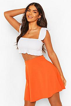 boohooRoseanna Colour Pop Skater Skirt