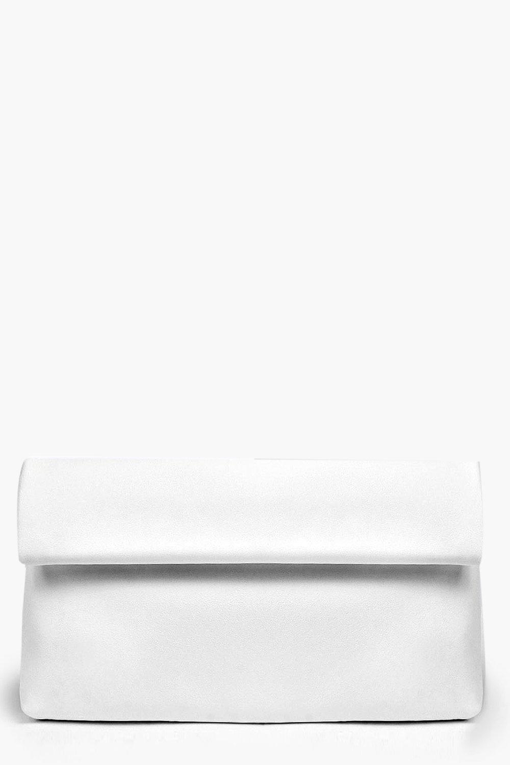 Catrin Rectangle Fold Over Clutch Bag