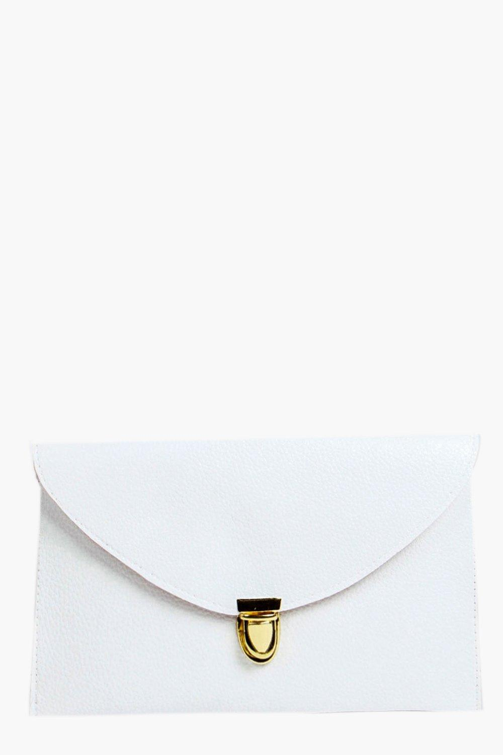 Lily Clasp Fasten Clutch Bag