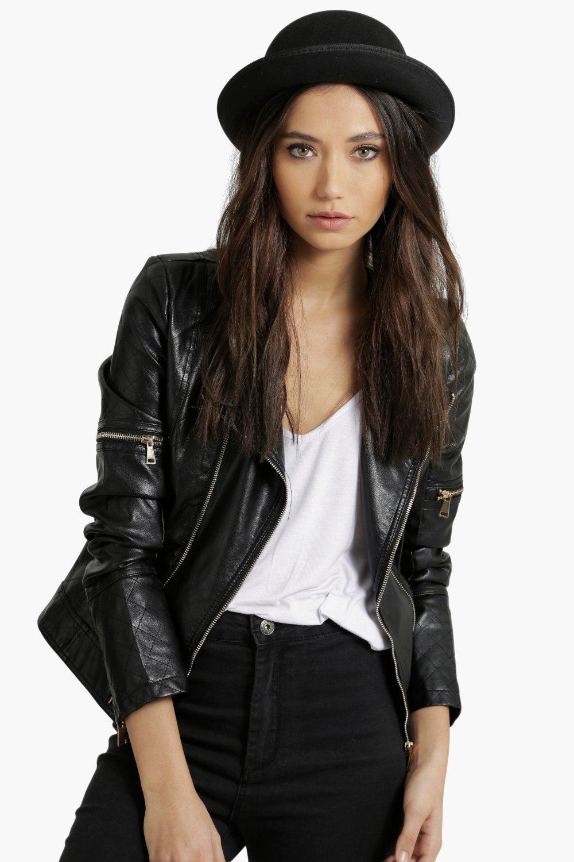 Bowler Hat - black - Bowler hat Bring boyfriend ch