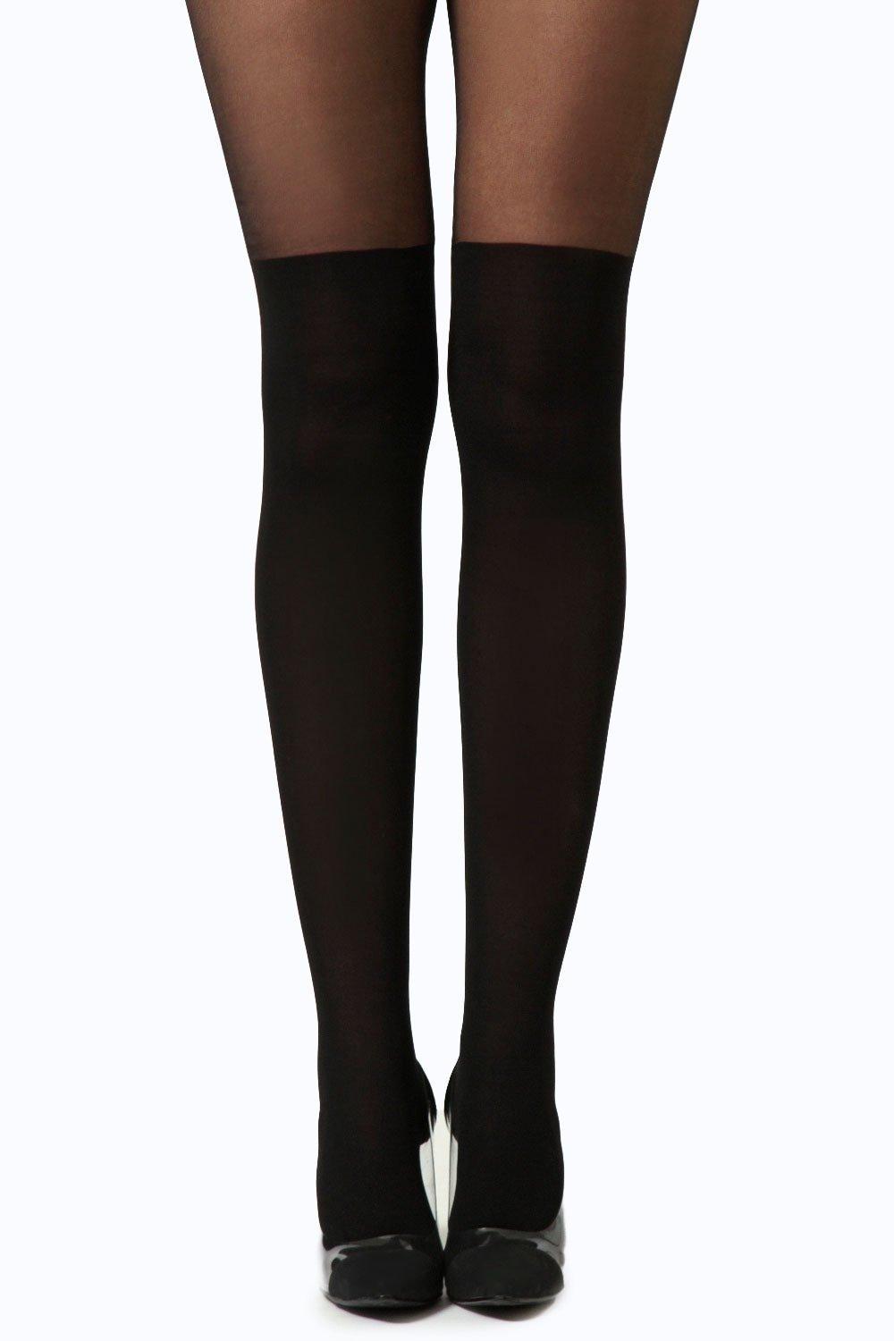 Tina Over Knee Tights
