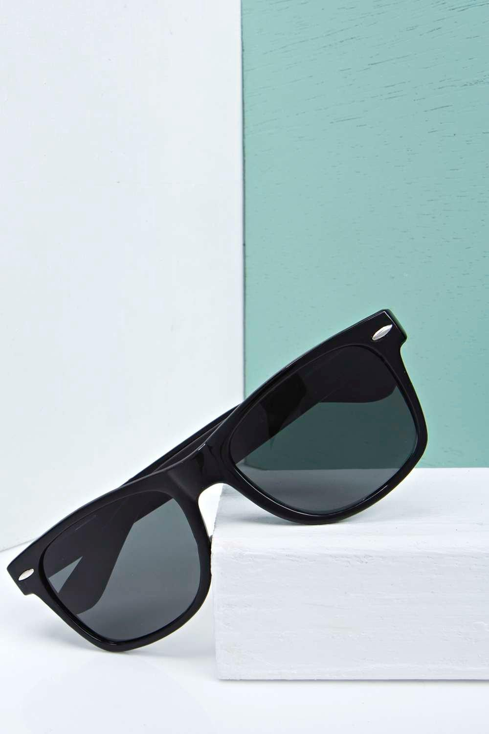Callie Mirrored Retro Sunglasses