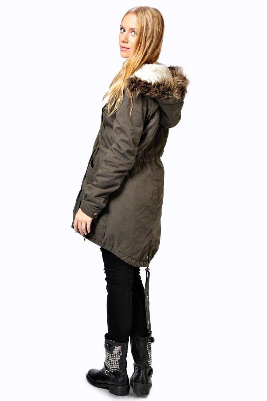 Boohoo Women's Coats Selection Multiple Colours & Sizes ...