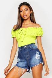 Denim shorts | Shop Womens denim shorts at boohoo UK