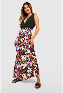 Maxi Dresses - Buy Floral- White Maxi &amp- Long Dresses - boohoo