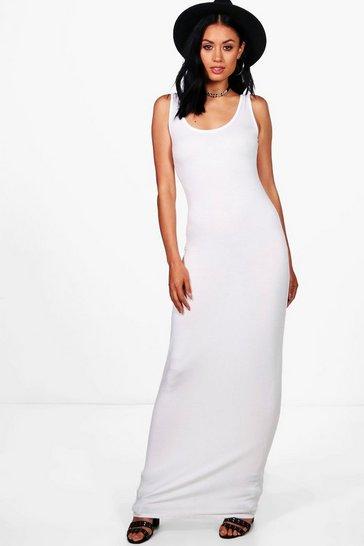 Cerise Maxi Dress