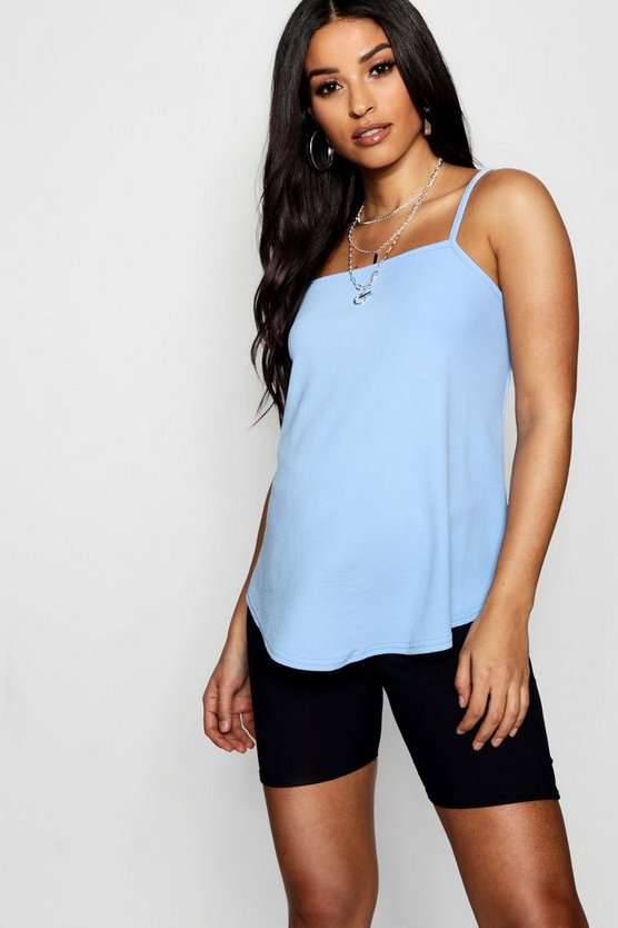 Maternity Square Neck Cami Top