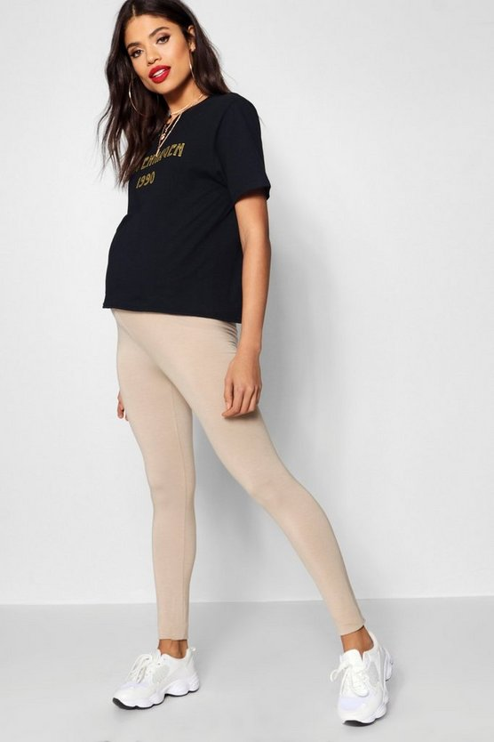 Maternity Ultimate High Waisted Jersey Legging