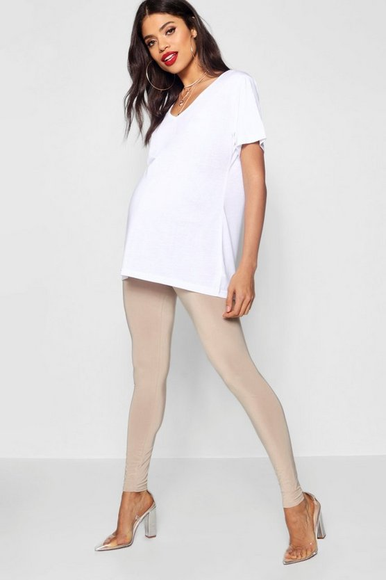 Maternity  Slinky Over The Bump Skinny Legging