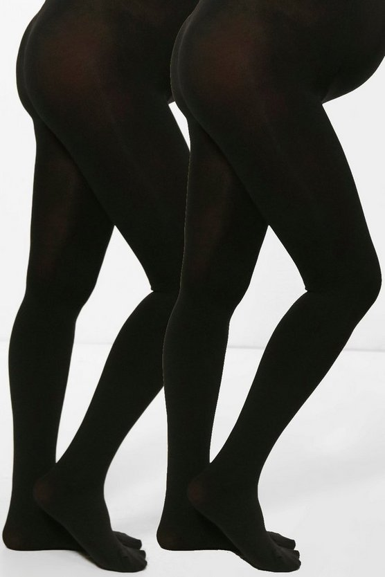 Maternity Freya 2 Pack 200 Denier Tights