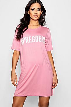 Camicia da notte premaman Preggers