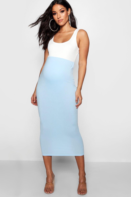 Купить Skirts, Over The для беременных Миди-юбка Bump, boohoo