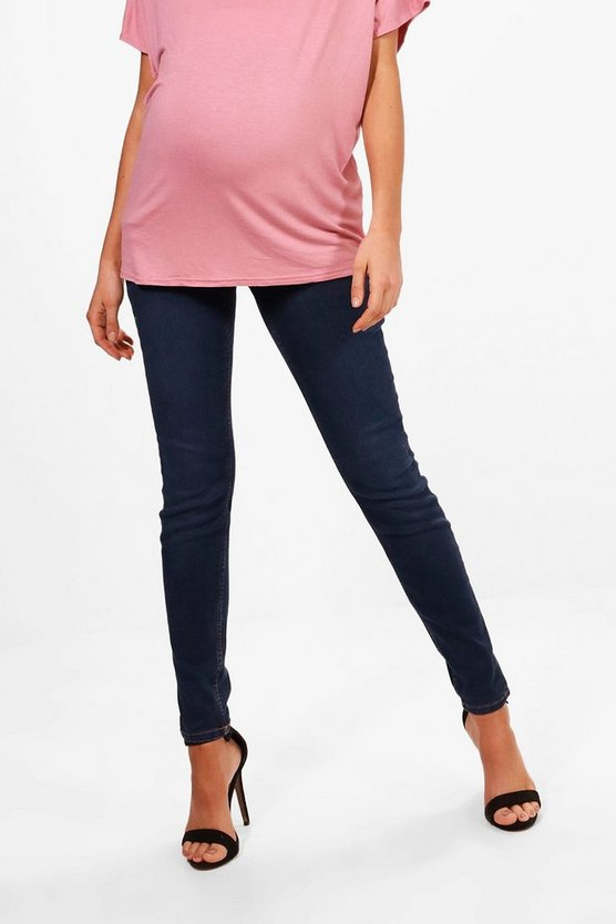 Maternity Jo Over The Bump Skinny Fit Jeans