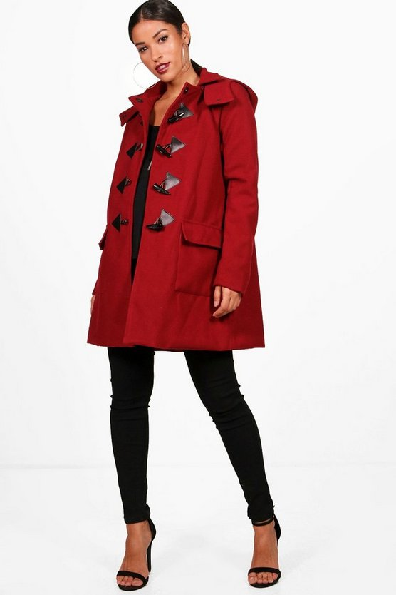 Maternity Duffle Coat