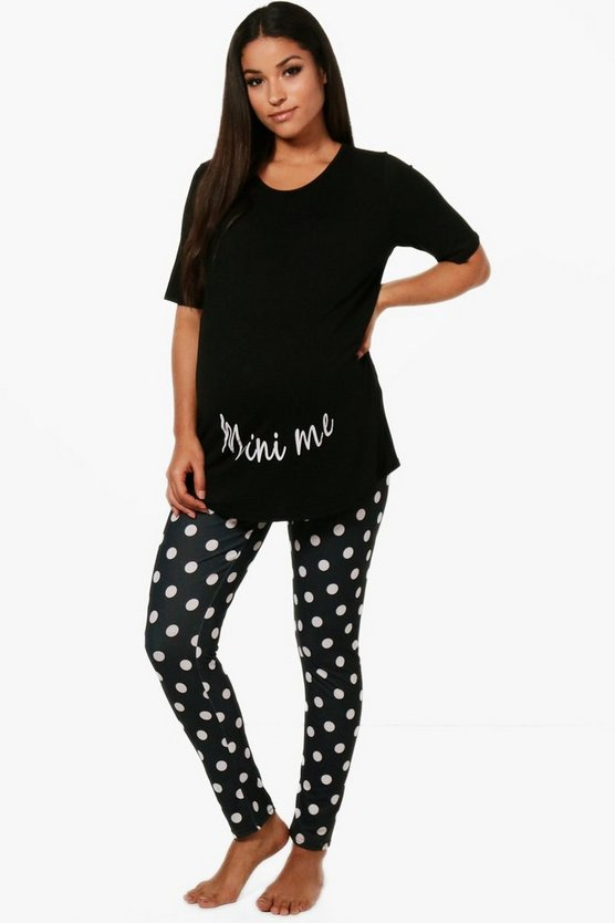 Maternity Ella Mini Me PJ Set