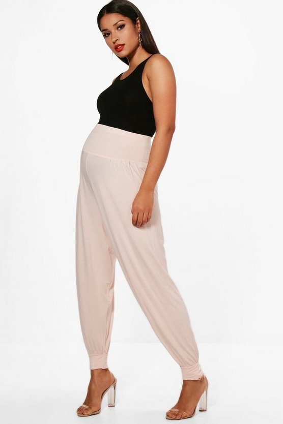 Maternity Nancy Hareem Jersey Pants