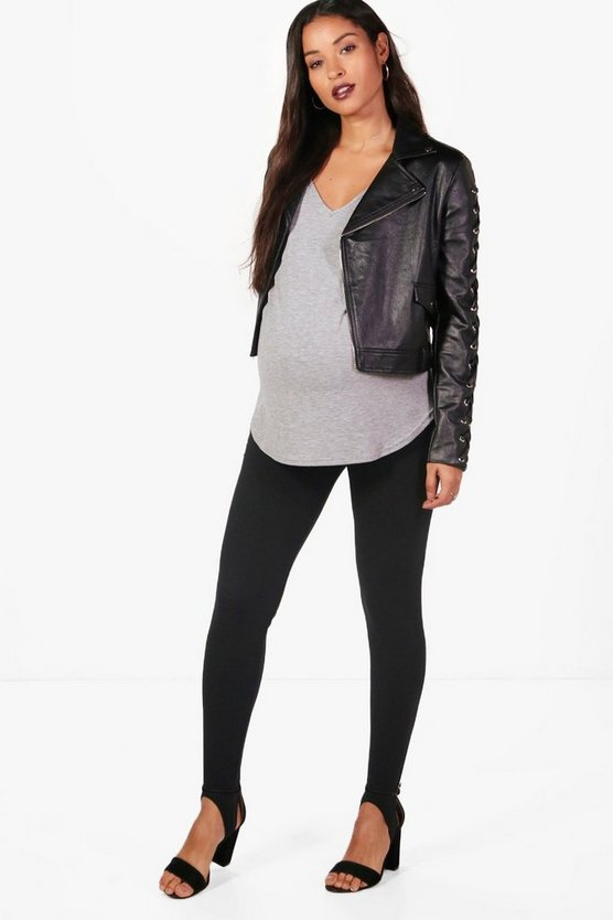 Maternity Jennie Stirrup Legging