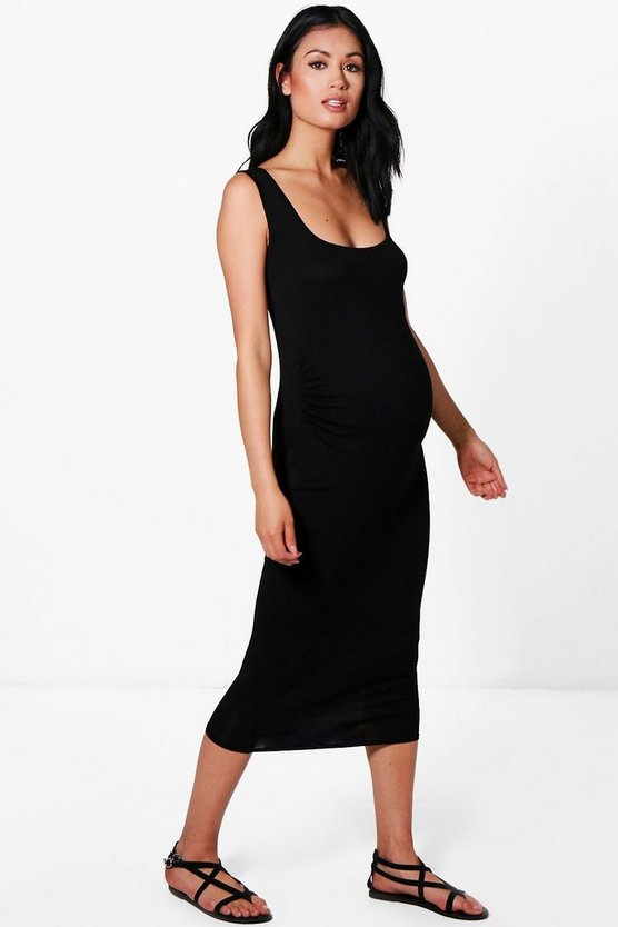 Maternity Ruby Over The Bump Bodycon Dress