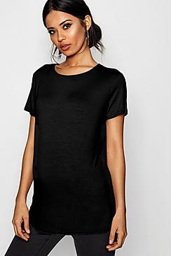 Maternity Grace Basic Oversized Tee