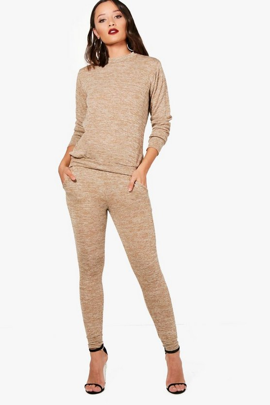 Carlie Knitted Lounge Set