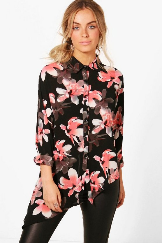 Holly Floral Blouse