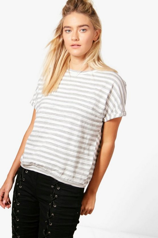 Mya Stripe T-Shirt