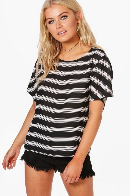 Lily Stripe Top
