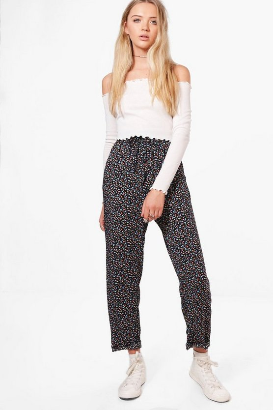 Kate Printed Trouser