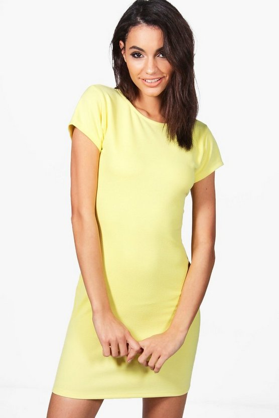 Harriet Short Sleeve Bodycon Dress
