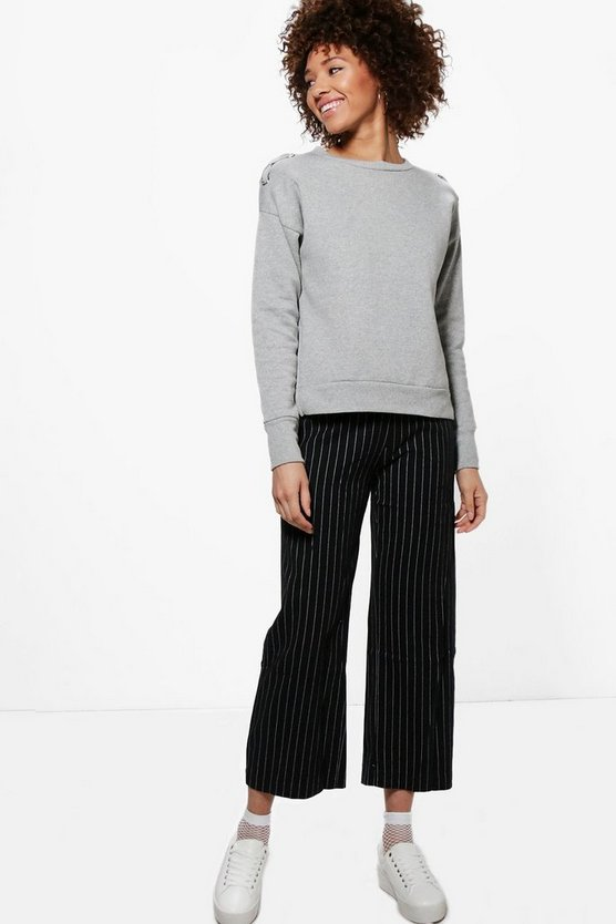 Kerry Striped Trousers