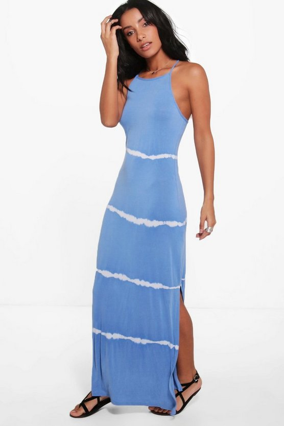 Sheeva Tie Dye Maxi Dress
