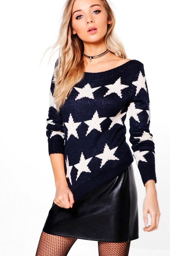 Karina Star Jumper