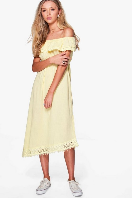 Freyja Summer Dress
