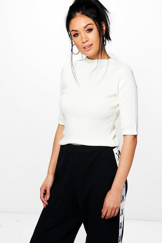 Emily Rib Knit Jumper