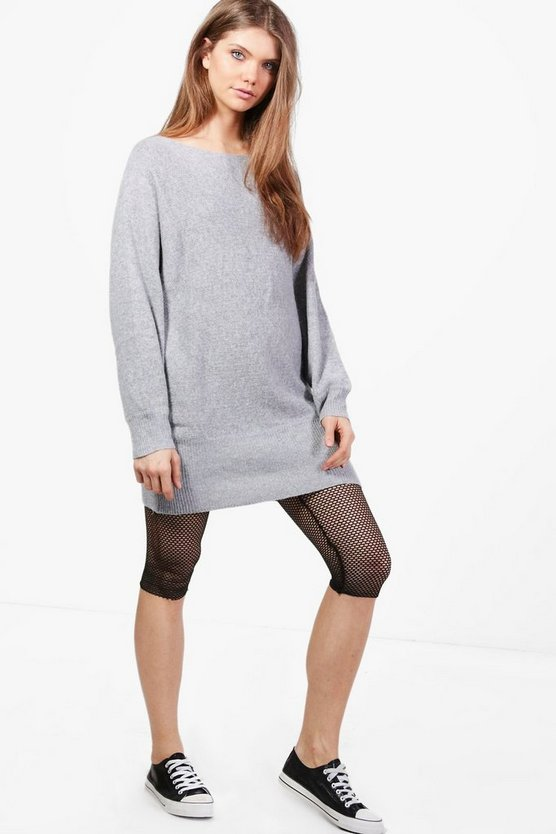 Annabel Slouchy Jumper Dress