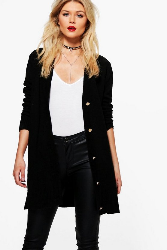 Amy Oversized Cardigan