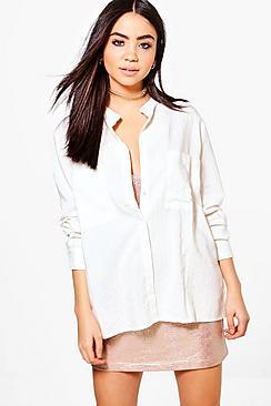 Haylee Pinstripe Shirt