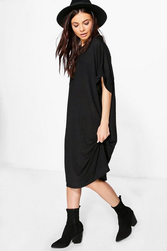 Chelsea Fine Gauge T Shirt Dress